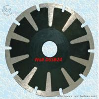 Wholesale Continuous Rim Diamond Concave Saw Blades - DSSB24 from china suppliers
