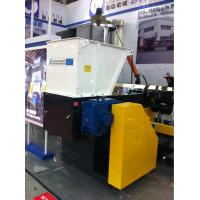 Wholesale Plastic Recycled Film Single Shaft Shredder , Plastic Bag Shredder Machine from china suppliers