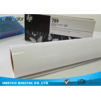 Wholesale Water Resistant Glossy Cast Coated Photo Paper Sticker Roll 135gsm from china suppliers