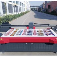 Wholesale Large Format Digital UV Flatbed Printer Uv Curing Ink Max Printing Size 2500mm * 1300mm from china suppliers