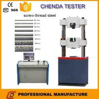 Wholesale WAW-600BHydraulic Universal Testing Machine +Universal Tensile Testing Machine+Tensile Strength Testing Machine from china suppliers