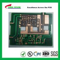 Wholesale 4 Layer PCB For Computer , FR4 1.6MM OSP Printed Circuit Board Assembly And SMT from china suppliers