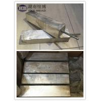 Wholesale Al Zn In Alloy Aluminum Anode Used In Salt Fresh And Brackish Waters from china suppliers