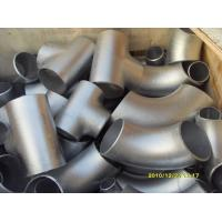 Wholesale Stainless Reducing Tee , Welded Forged Steel Pipe Fittings , Tee with ANSI from china suppliers