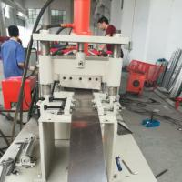 Quality C Channel Cable Tray Making Machine, Cable Trunking Cover Roll Forming Machine for sale