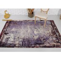 Wholesale Fashionable Modern Floor Rugs And Carpets 100% Polyester Material from china suppliers