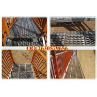 Wholesale galvanized Anti-skid plate for sidewalk grates from china suppliers