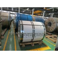 Quality Grade 201 DDQ / 3011/2H Full Hard , 409L  Stainless Steel Sheet in Rolls for sale