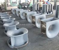 Wholesale Hardware Mooring Equipment Mooring Steel Ship/Marine Chock from china suppliers