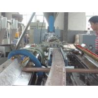 Wholesale Stable Performance Plastic Extrusion Machinery For Decorative Profiles from china suppliers