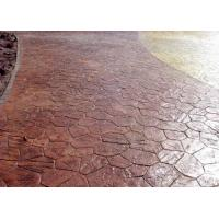 Wholesale High Strength Coloured Cement Mortar For Brick Pavement , Red / Yellow from china suppliers