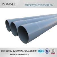 Wholesale ISO Standard PVC PIPE for Water supply from china suppliers