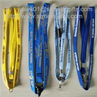 Wholesale China lanyard factory for customized tubular lanyards at small quantity wholesale, from china suppliers