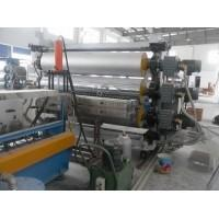 Quality PLC Horizontal High Speed Cable Extrusion Machine Non Axis Magnetic Power Tension Pay Off Type for sale
