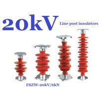 Wholesale Composite Line Post Insulator , IEC 61952 20kV Substation Insulator from china suppliers