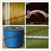 Wholesale Best quality compound rope, low price deenyma safety rope from china suppliers