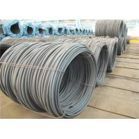 Quality Hot Rolling H08Mn2SiA Alloy Steel Wire Rod For Vehicle Welding for sale