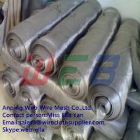 Wholesale Plain weave/Twill weave/Dutch weave stainless steel wire mesh(3-635mesh) from china suppliers