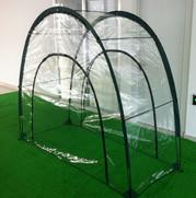Wholesale 200*80*150Cm Garden Shade Netting Pop Up Poly House Green Gardenhouse from china suppliers