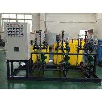 Wholesale High Accuracy Chemical Feed Pumps For Industrial Wastewater Treatment from china suppliers