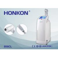 Wholesale HONKON Stationary Painless Comfortable 808Nm Diode Laser Hair Removal Machine From China from china suppliers