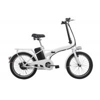 Wholesale Steel Frame Folding Electric Bicycle 250W Motor 36V 10Ah Litihum Battery from china suppliers