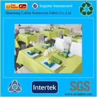 Buy cheap Disposable polypropylene spunbond tnt single-use table coverings from wholesalers