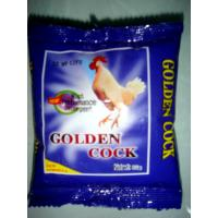 Quality Hand washing powder goden cock 35g, OEM laundry washing powder for sale