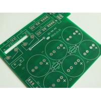 Wholesale Custom Prototype PCB Board Single Sided PCB 0.4mm cem-3 , High-tg PCB from china suppliers