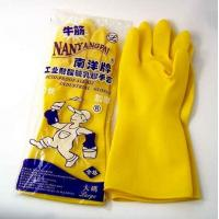 Wholesale Latex household cleaning gloves from china suppliers