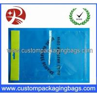 Wholesale Self Adhesive Tape Custom Packaging Bags , Socks OPP Packaging Bag from china suppliers