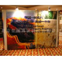 Wholesale Trade show booth exhibition advertising ISO9001 2000 pop up banner stands printing from china suppliers
