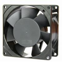 Wholesale AC Industrial Ventilation Fan / Exhaust AC Fan 5.5 INCH 140 × 140 × 45 mm from china suppliers