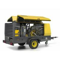 Wholesale 12 bar 10 m³ / Min Capacity Portable Air Compressor Atlas Copco XAHS166C Cummins diesel Optimal size from china suppliers