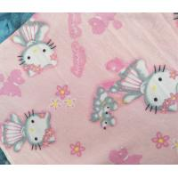 Buy cheap Micrifiber 30*60cm 350gsm Carton Cute Colorful Terry Fabric Stitching Kitchen Towels from wholesalers