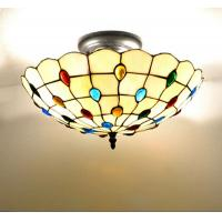 Wholesale Mediterranean Style Ceiling Lamp Warm and Sweet Bedroom Light Living Room Lighting Fixture from china suppliers