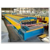 Wholesale Profile Formed Steel Floor Deck Sheet Roll Forming Machine from Exporter in China from china suppliers