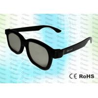 Wholesale IMAX Cinema Linear polarized 3D glasses with Environmental Protection plastic from china suppliers