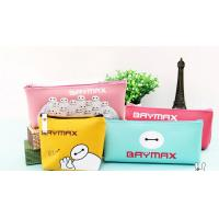 Wholesale durable pu leather pencil case/bag from china suppliers