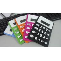 Wholesale Silicone Pocket Calculator from china suppliers
