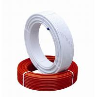 Quality seamless weld PERT-AL-PERT multilayer pipe for floor heating system for sale
