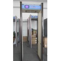 Quality Walk-through Metal Detector,Door frame metal detector, JLS-8018(18 Zones&LCD display) for sale