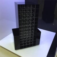 Wholesale black acrylic makeup organizer display from china suppliers