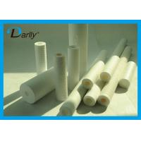 Wholesale 10 Inch Water Filter Cartridges Melt Blown Filter for Water Purifier , White from china suppliers