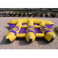 Wholesale Durable PVC Inflatable Flying Towable Fish For Water Game , Fly Fish Water Sports from china suppliers