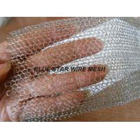 Wholesale Multi Filament Stainless Steel Knitted Mesh Demiter Pad For Filter Bright Silver Color from china suppliers
