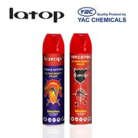Wholesale Long Lasting Effect Insec Killer Spray for Killing Mosquitoes, Cockroaches, Ants   from china suppliers
