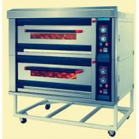 Wholesale Professional Stainless Steel Electric Oven , Easy Maintenance Deck Baking Oven from china suppliers