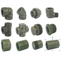 Wholesale ASTM / ASME A/ SA 182 Forged pipe fittings,  Steel Pipe Fittings Elbow 45 degree 90 degree from china suppliers