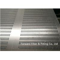 Wholesale SS304 Stainless Steel Punching Hole Punching Plate Hole Plate Galvanized Punching Plate from china suppliers